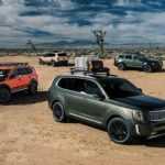 3209 Опис автомобіля Kia Telluride 2019 - 2020