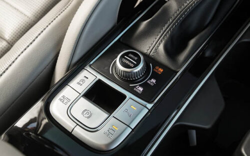 Опис автомобіля Kia Telluride 2019 – 2020