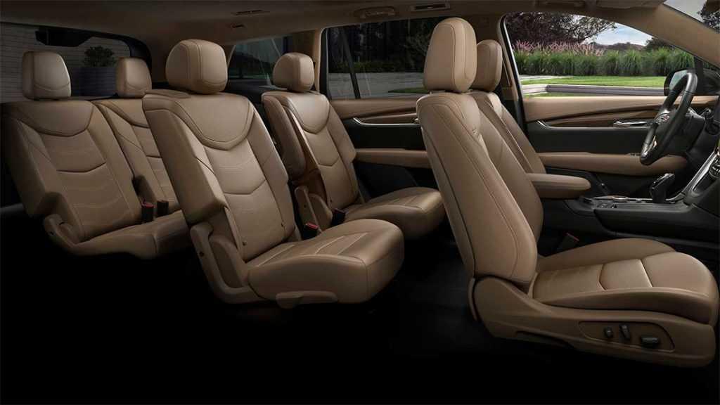 Опис автомобіля Cadillac XT6 2019 – 2020
