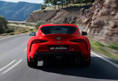 Опис автомобіля Toyota Supra 2019 – 2020