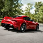 3188 Опис автомобіля Toyota Supra 2019 - 2020