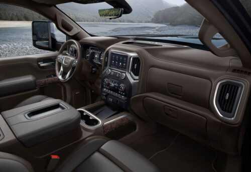 Опис автомобіля GMC Sierra HD 2020