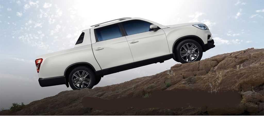 Опис автомобіля SsangYong Rexton Sports Khan 2019 – 2020