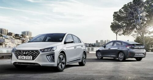 Опис автомобіля Hyundai Ioniq 2019 – 2020