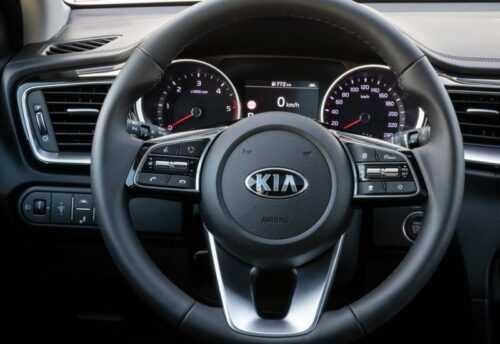 Опис автомобіля Kia Ceed Sportswagon 2019 – 2020