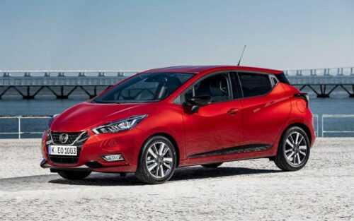 3248 Опис автомобіля Nissan Micra 2019 - 2020