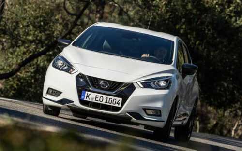 Опис автомобіля Nissan Micra 2019 – 2020