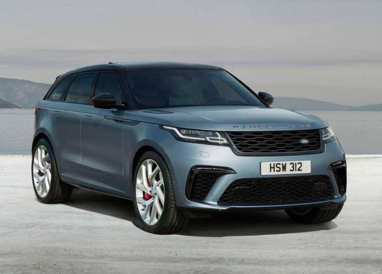 3356 Опис автомобіля Range Rover Velar SVAutobiography Dynamic Edition 2019 - 2020