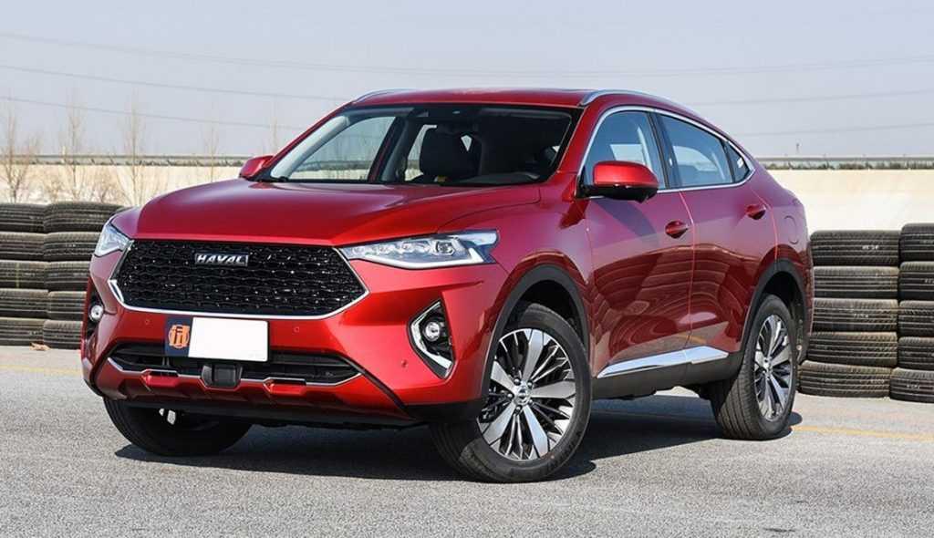 Опис автомобіля Haval F7x 2019 – 2020