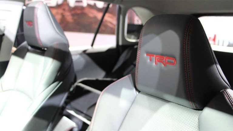 Опис автомобіля Toyota Tacoma 2020 – 2021