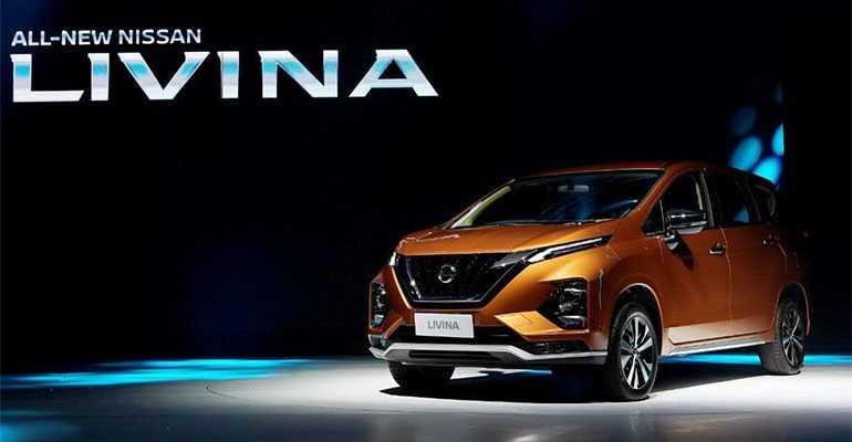 Опис автомобіля Nissan Livina 2019 – 2020