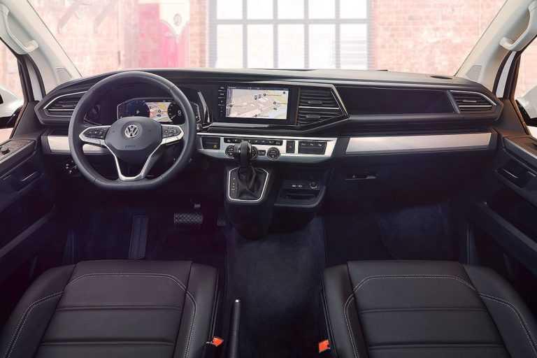 Опис автомобіля Volkswagen Multivan T6.1 2019 – 2020