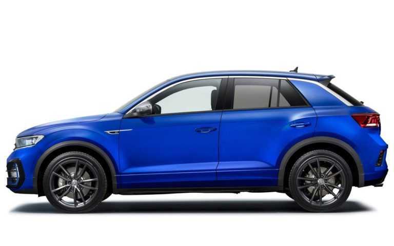 Опис автомобіля Volkswagen T-Roc R 2019 – 2020