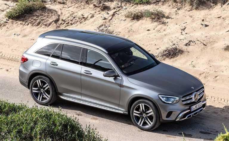 Опис кросовера Mercedes-Benz GLC 2019 – 2020