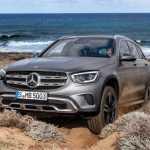 3547 Опис кросовера Mercedes-Benz GLC 2019 - 2020