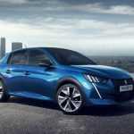 3536 Опис автомобіля Peugeot 208 2019 - 2020