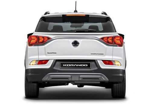 Опис автомобіля SsangYong Korando (Actyon) 2019 – 2020