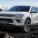 3518 Опис автомобіля SsangYong Korando (Actyon) 2019 - 2020