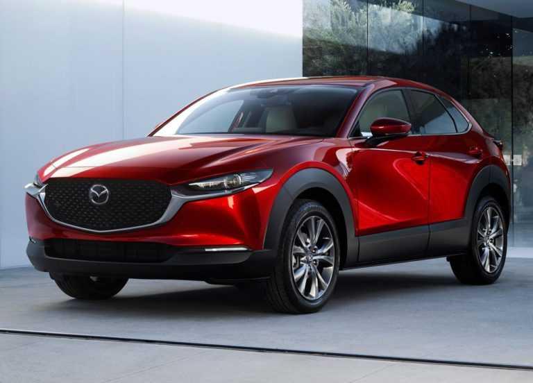 3508 Опис кросовера Mazda CX-30 2019 - 2020