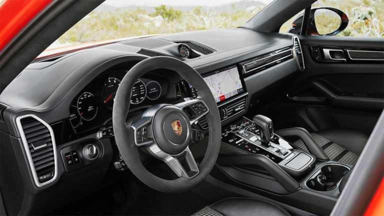 Опис автомобіля Porsche Cayenne Coupe 2019 – 2020