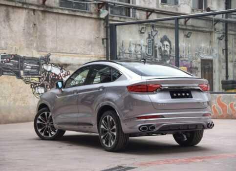 Опис автомобіля Geely Xingyue 2019 – 2020