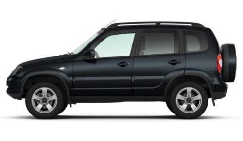 3705 Опис автомобіля Chevrolet Niva 2019