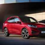 3678 Опис автомобіля Ford Kuga 2019 - 2020