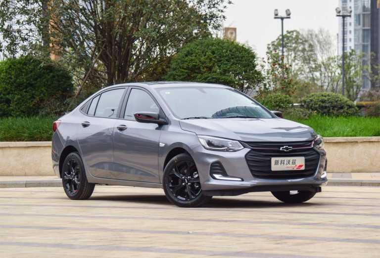 3659 Опис автомобіля Chevrolet Onix 2019 - 2020