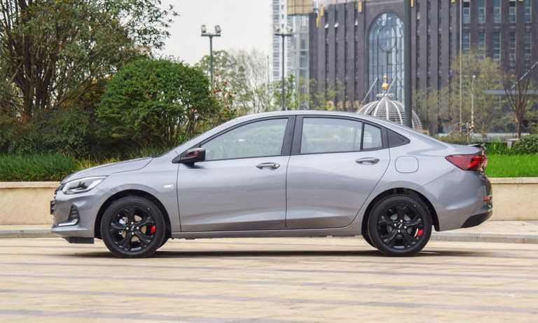 Опис автомобіля Chevrolet Onix 2019 – 2020