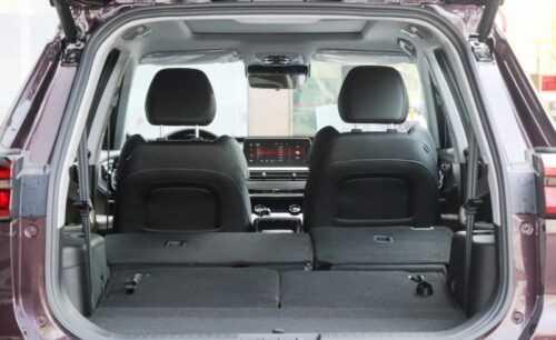 Опис автомобіля Chery Tiggo 8 2019 – 2020