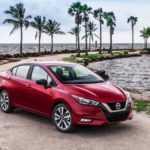 3753 Опис автомобіля Nissan Versa 2019 - 2020