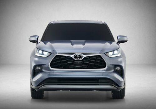 3736 Опис автомобіля Toyota Highlander 2019 - 2020
