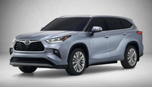 Опис автомобіля Toyota Highlander 2019 – 2020