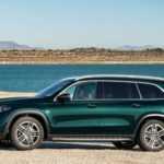 3727 Опис автомобіля Mercedes-Benz GLS 2019 - 2020