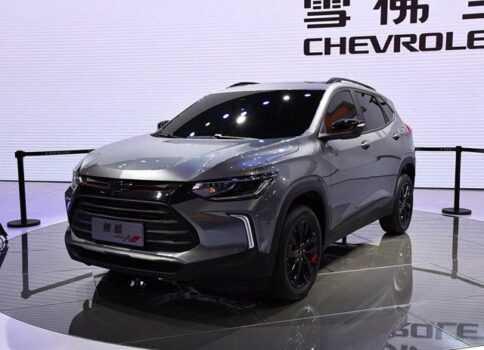 3798 Опис автомобіля Chevrolet Tracker 2020