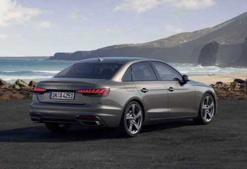 Опис автомобіля Audi S4 2020