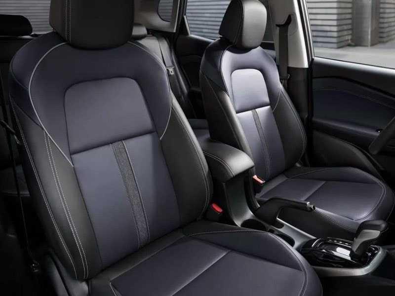Опис автомобіля Chevrolet Tracker 2019 – 2020