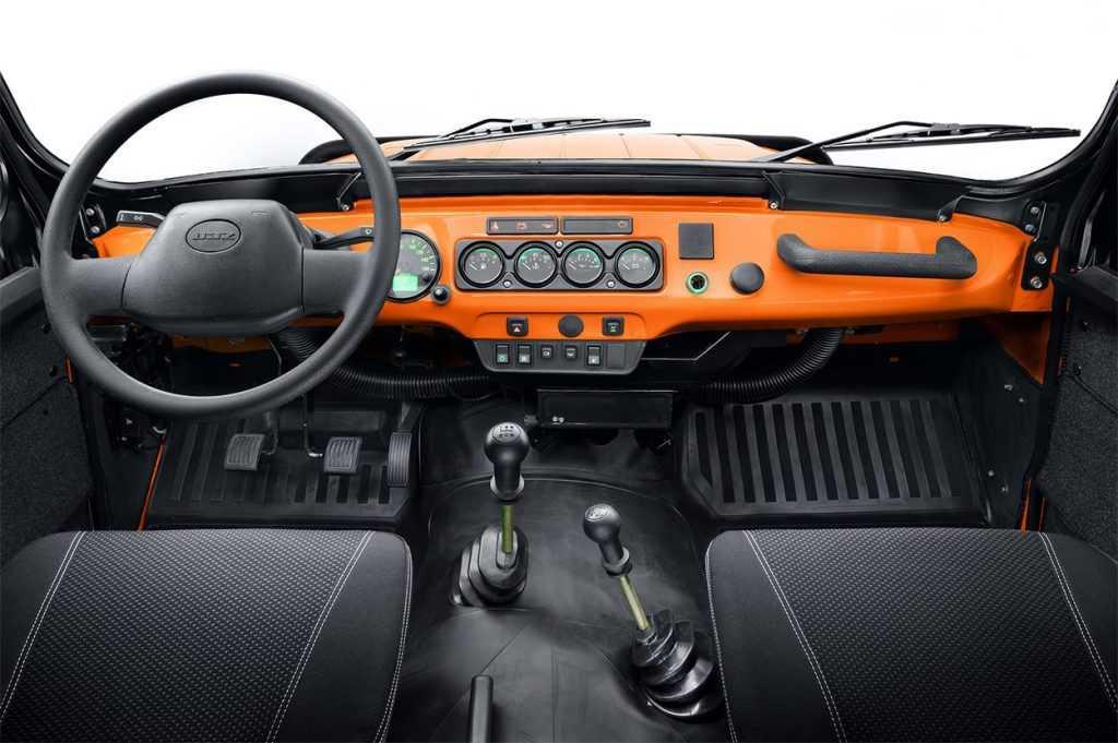 Опис автомобіля УАЗ Хантер Експедиційний 2019 – 2020