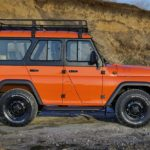 4047 Опис автомобіля УАЗ Хантер Експедиційний 2019 - 2020