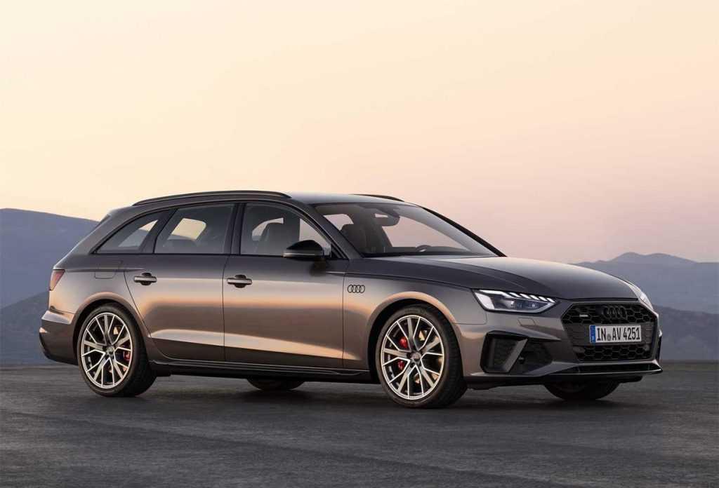 4021 Опис автомобіля Audi A4 2019 - 2020