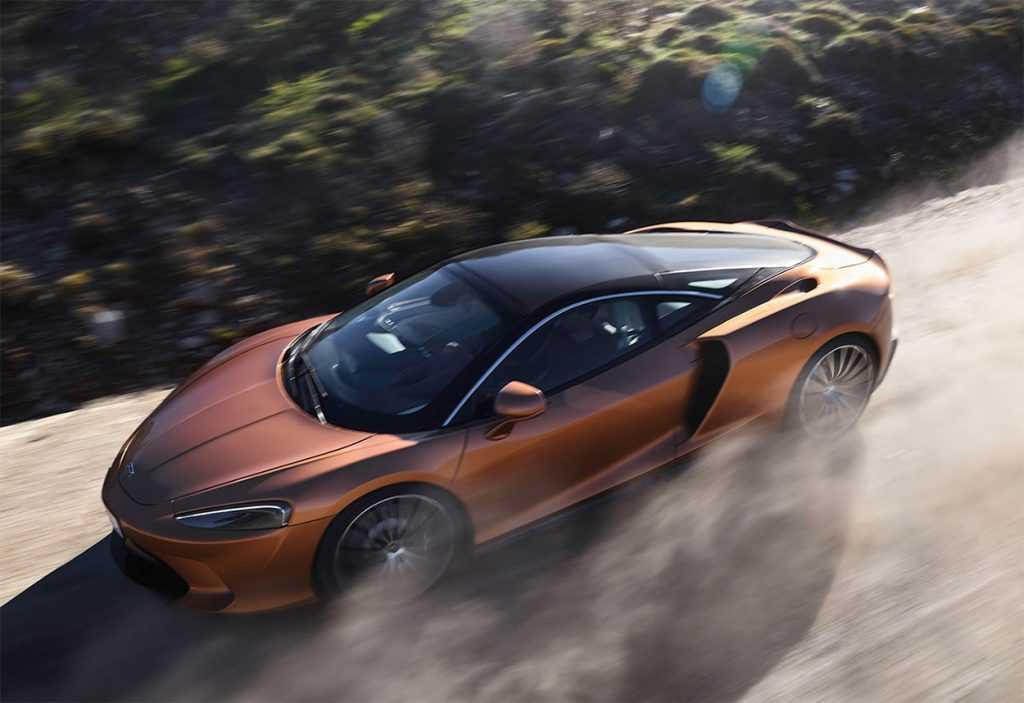 Опис автомобіля McLaren GT 2019 – 2020