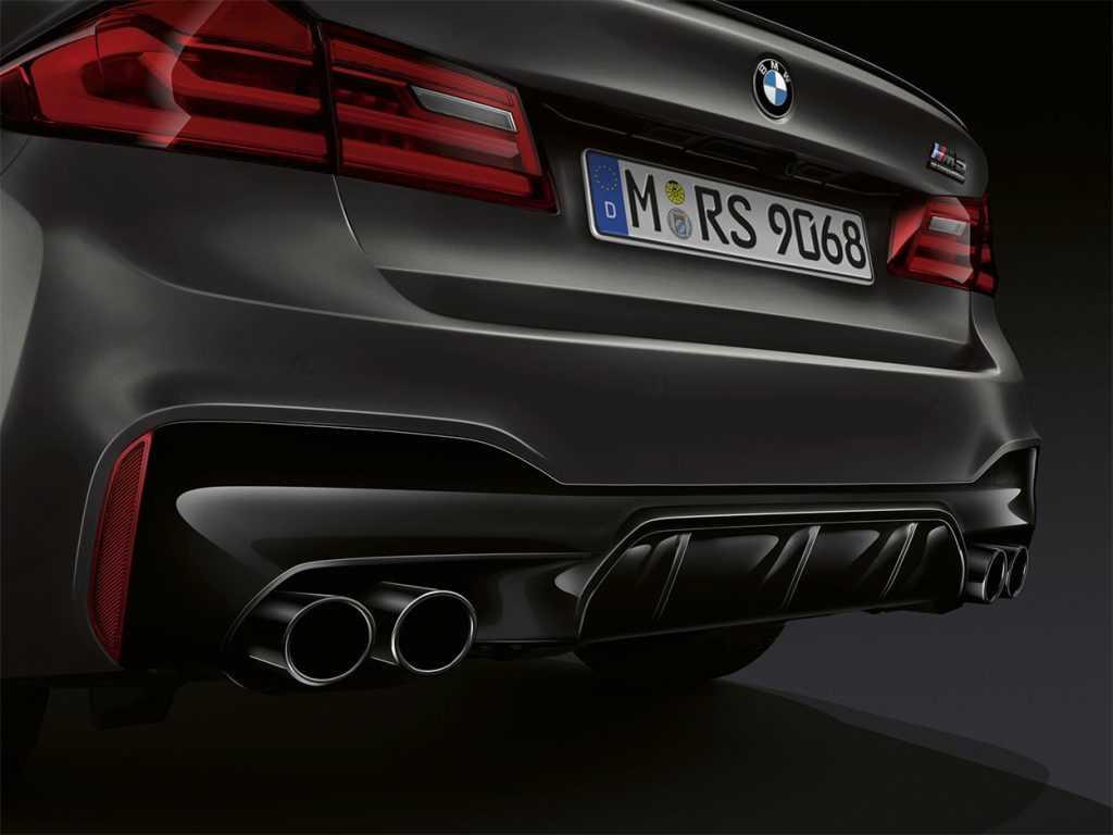 Опис автомобіля BMW M5 Edition 35 Years 2019 – 2020