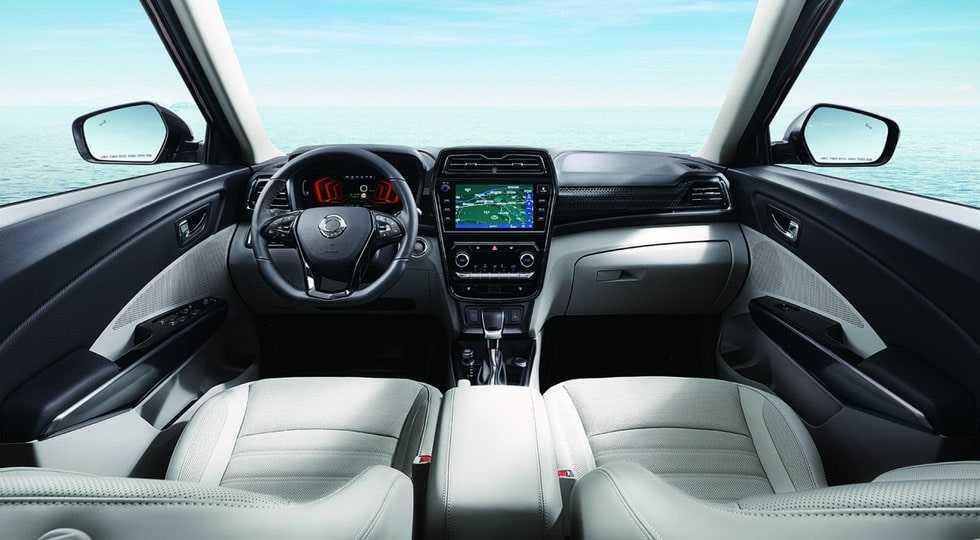 Опис автомобіля SsangYong Tivoli 2019 – 2020