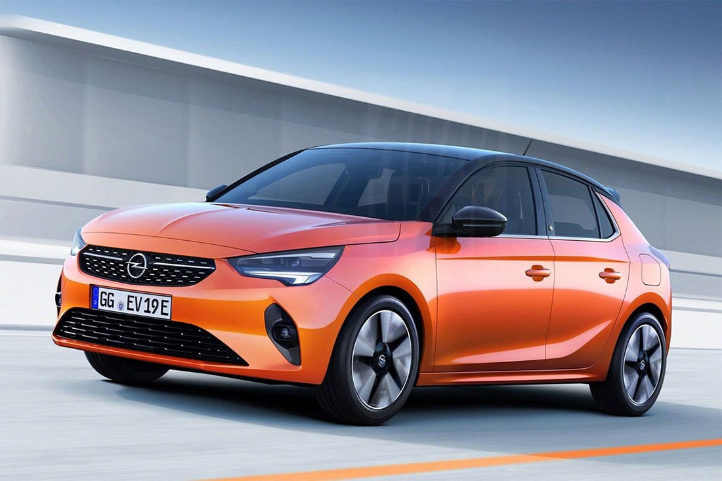 3965 Опис автомобіля Opel Corsa 2019 - 2020