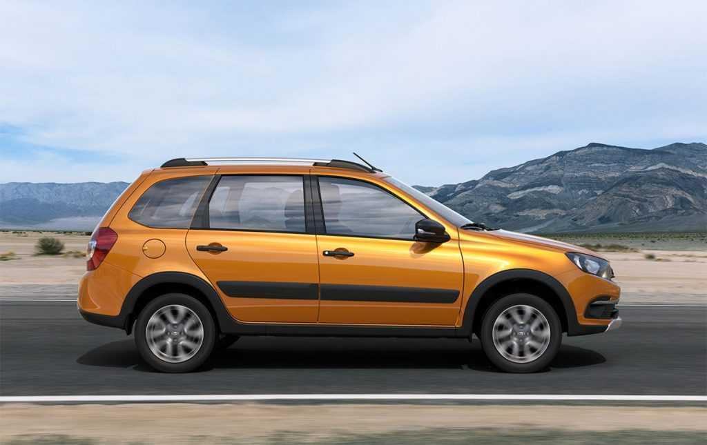 Опис автомобіля Lada Granta Cross 2019 – 2020