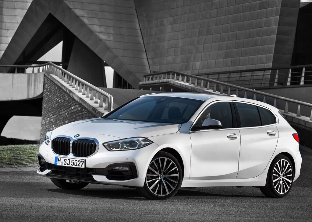 Опис автомобіля BMW 1-Series (F40) 2019 – 2020