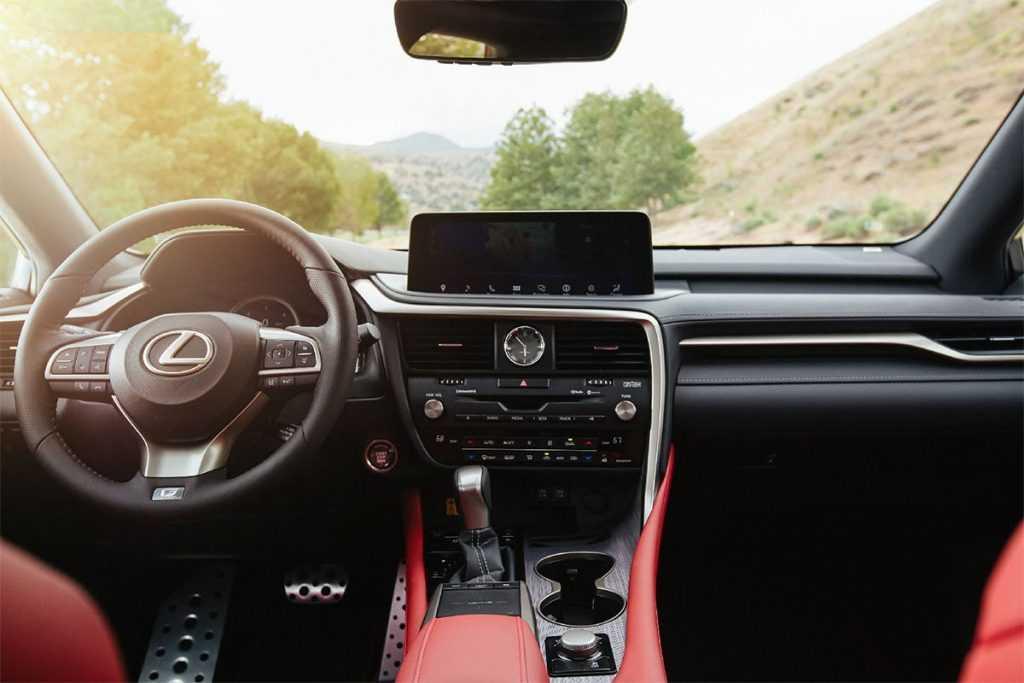 Опис автомобіля Lexus RX 2019 – 2020