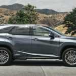 3885 Опис автомобіля Lexus RX 2019 - 2020