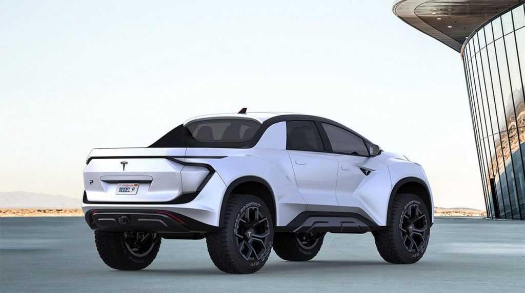 3865 Опис автомобіля Tesla Model P 2020 - 2021