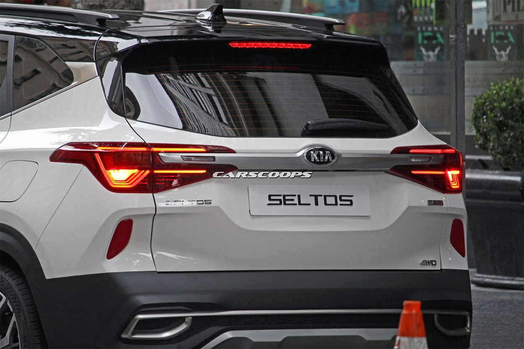 Опис автомобіля Kia Seltos 2019
